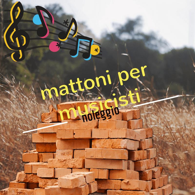 Mattoni per musicisti: un business…. (amarcord)