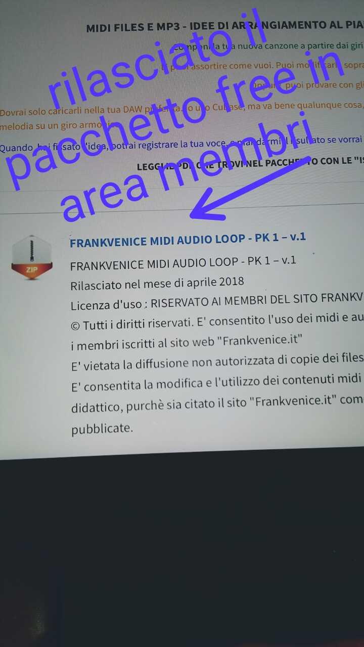 free midi audio piano loop pk1