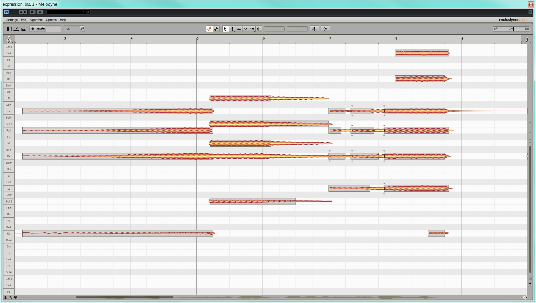Come Convertire un file audio in midi e un file midi in audio